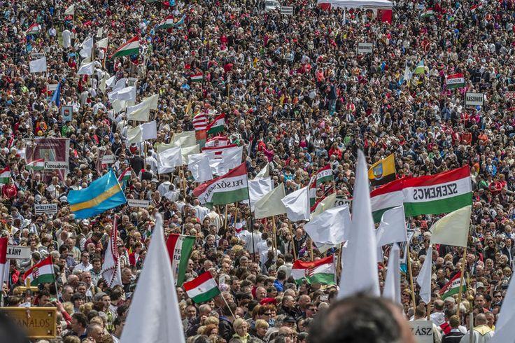 Csíksomlyói búcsú / Fotó: MTI-Mohai Balázs