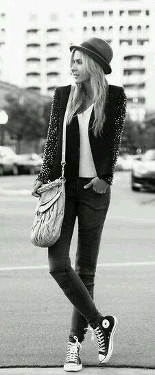 Fashion/B&W