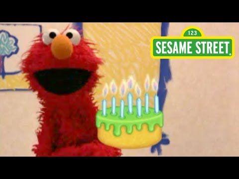 Sesame Street: Elmo's World - Birthdays - YouTube