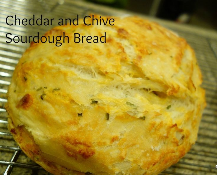 ... Bread #recipe: Breads Hhhmmmmmmm, Sourdough Bread, Cheddar