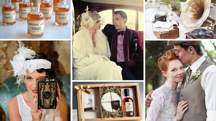 свадьба на кипре в стиле ретро