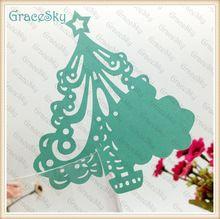 60 stück weihnachten treetable dekoration Ort visitenkarte, weinglas karte gestanzte papier partei handwerk sitz Karten, versandkostenfrei(China (Mainland))