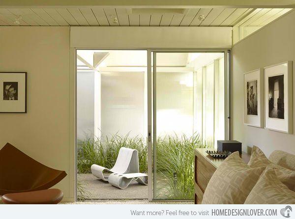 Atrium - Sliding Glass Doors