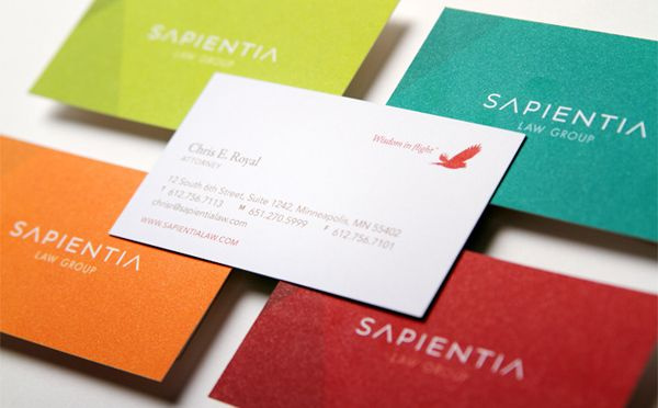 7 excellent examples of Corporate & Brand Identity for Law Firms