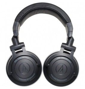 The Audio-Technica ATH-PRO700MK2 Headphones are built for discerning DJs who demand high quality sound, rugged construction and portability