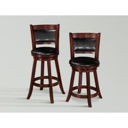 Cecil Swivel Pub Stool. Dad will surely love these!