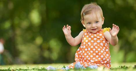 Think babies are cute for no reason? Think again – it's for survival – August 19, 2016