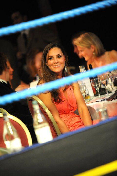 Kate Middleton at Boodles Boxing Ball 2008 :)