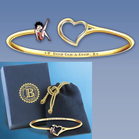 15 best betty boop images on Pinterest Betty boop Charm bracelets