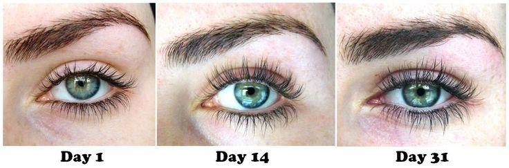 5 Awesome petroleum jelly eyelashes before after