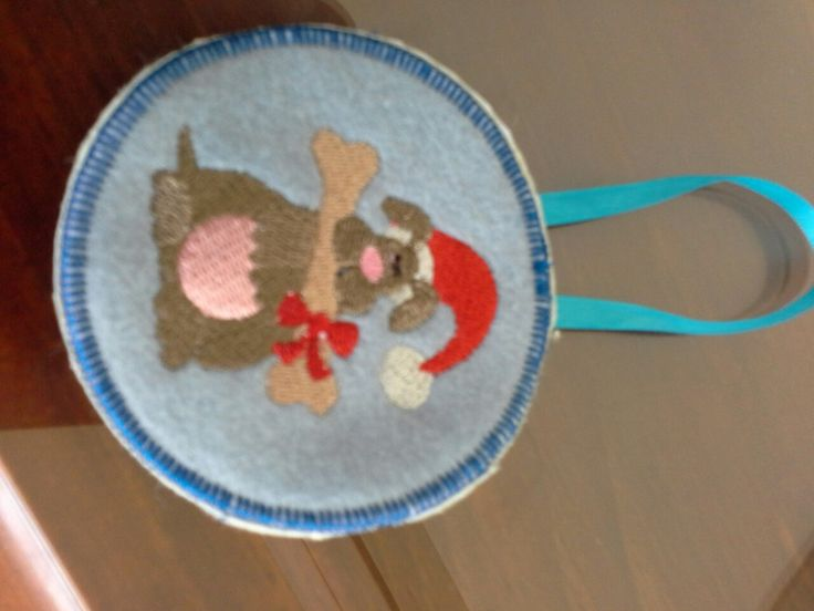 in the hoop (ITH) Design from Embroidery Library