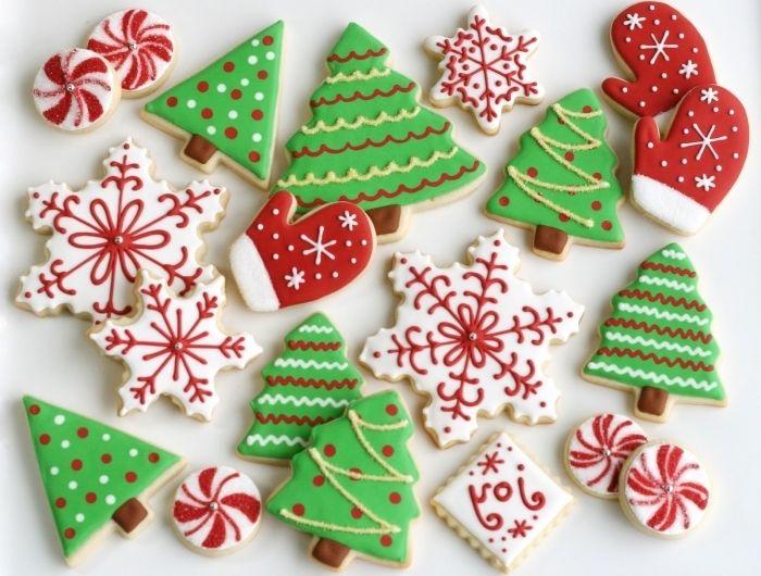 Decoration Biscuit Noel.1001 Recettes Et Idées Pour Faire Un Petit Gâteau De