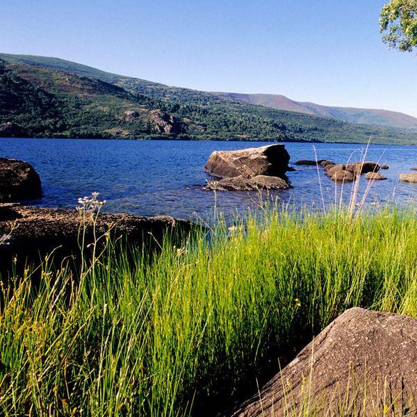 Diez playas de agua dulce