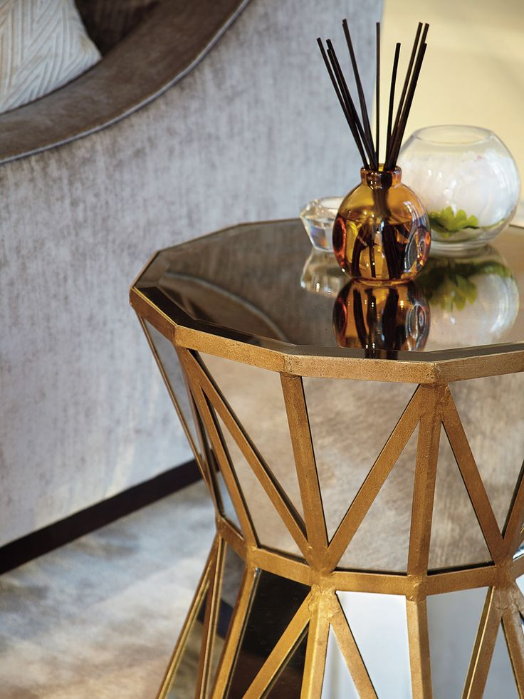 Chapman House Side Table - Morpheus London luxury furniture, design ideas, designer furniture, high end furniture, home design, For more inspirations: http://www.bocadolobo.com/en/news-and-events/