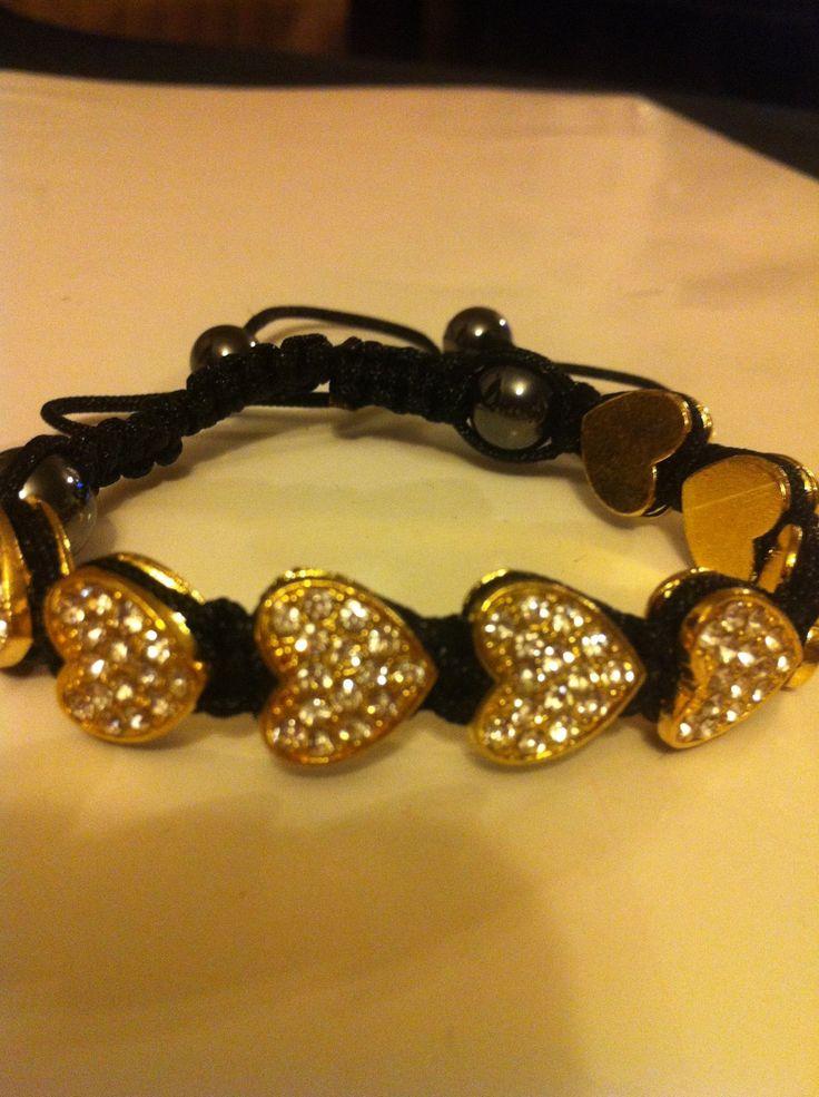 Heart Wrap Bracelet | Triple MJ