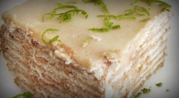 Este sencillo y delicioso Postre helado de limón se prepara con Leche condensada, leche evaporada y Galletas maría, es el postre de último minuto ideal para consentir a tu familia.