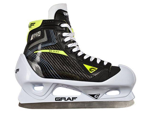 Liquidation sale! GRAF G9035 Senior Ice Hockey Goalie Skate (Limited Sizes) - Deals and Liquidations