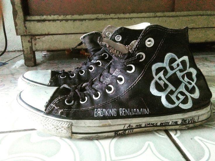 Converse breaking benjamin ❤