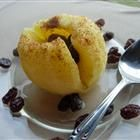 microwave baked apples - love this easy snack!