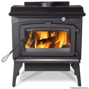 Residential Retreat 1800 High Efficiency Wood Stove & Blower
