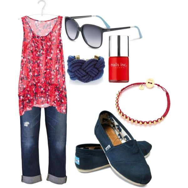 summer:), created by likaschaaf on Polyvore