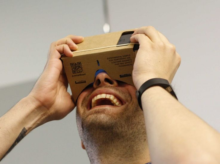 CES 2015 – The 3 most interesting virtual reality headsets