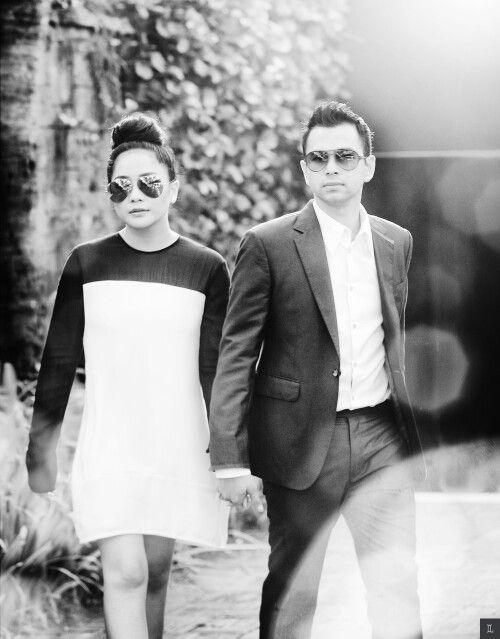 Raffi Ahmad & Nagita Slavina