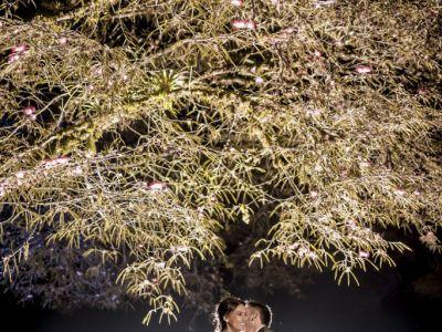 Cómo lograr excelentes fotos de tu boda en la noche