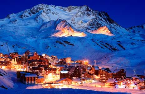 Val Thorens: Good ski, amazing apres ski!