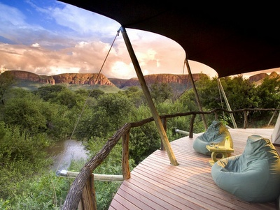 South African Resort