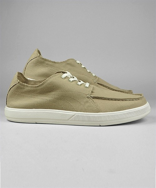 Puma Mocclite plaza taupe/buttercup #nike #sneakers #shoes #streetwear #men www.neverending-shop.de  || AcquireGarms.com