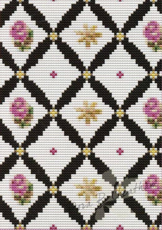 Gallery.ru / Фото #1 - Patterns & Motifs - Dora2012