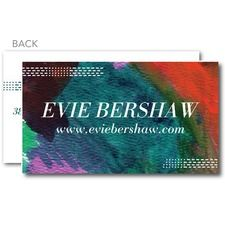 Vivid Expression Business Card