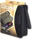 CD Projects - 208-CD Cargo Binder (black) - Black