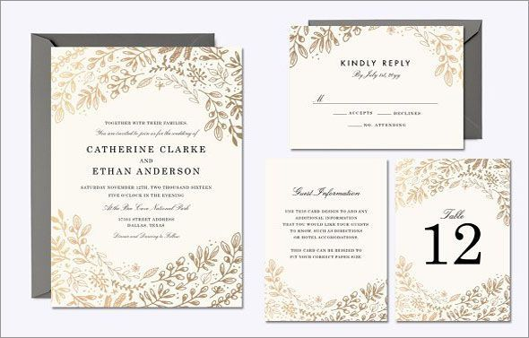 Search 100+ Free Invitation Card templates online Graphic Designs