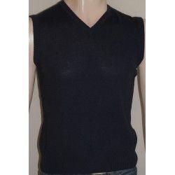 Fila pánská vesta modrá XS