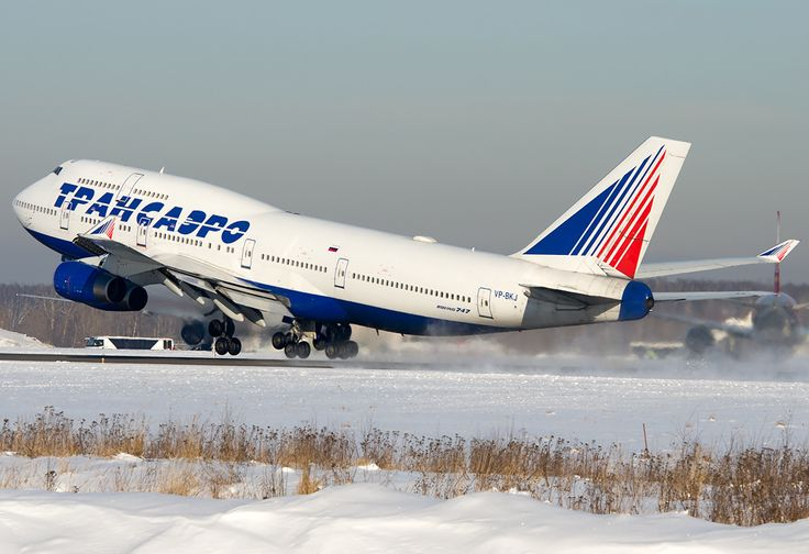 https://flic.kr/p/jDx65B | VP-BKJ  Transaero Airlines Boeing 747-444 | VP-BKJ (cn 26638/995)  www.airliners.net/photo/Transaero-Airlines/Boeing-747-444...