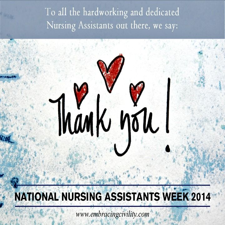 Thankful For Nurses Quotes: Thank You , CNAs! #CNAs #CherokeeUniforms #Thankyou