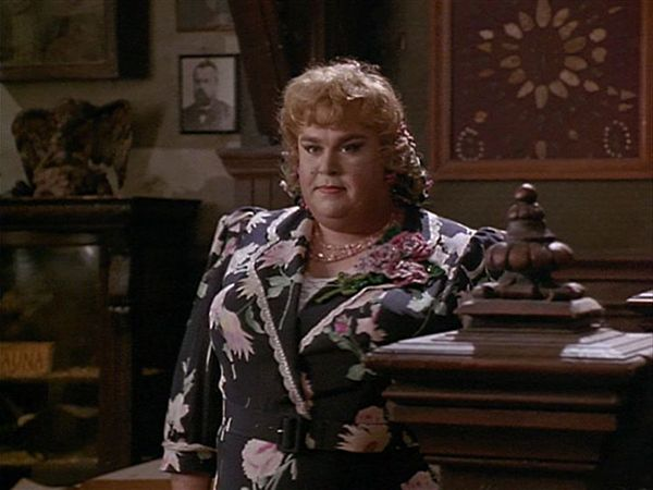 "John Candy is in drag. A lot. | The 16 Most Traumatic Things About ""Nothing But Trouble"""