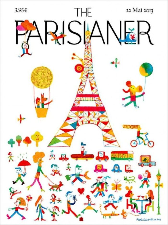 The Parisianer - Florie Saint Val