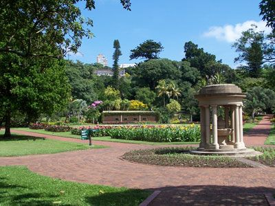 Durban Botanic Gardens are an absolute 'must see' during your call here, but if you would prefer to have the option to do something else then we would suggest Mitchell Park Zoo, North Beach, uShaka Marine World and the Gateway Theatre of Shopping!