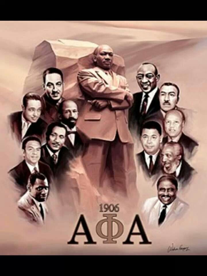 Happy Founders Day, Alpha Phi Alpha Fraternity
