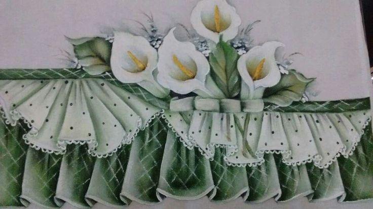 Pintura em tecido por Oneida Artes