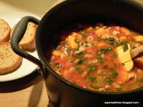 Winter Minestrone | Wine and Dine | Pinterest | Winter, Kitchens and ...