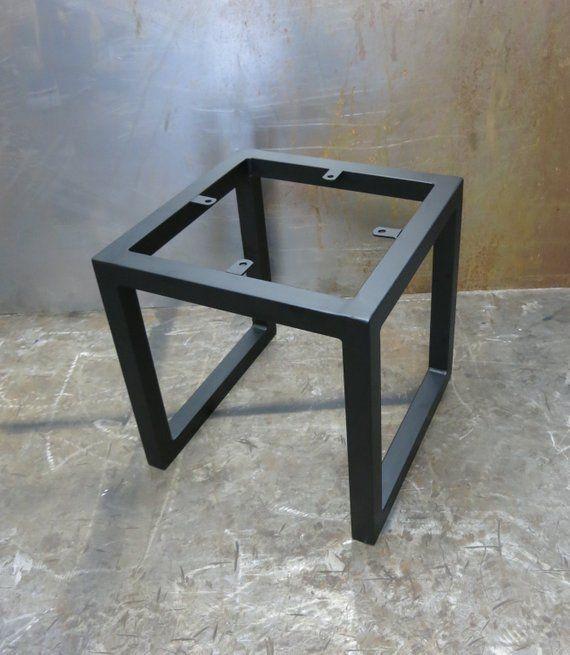 base 2019Table Steel soudageTable table de en Cube en kuXOPiZT