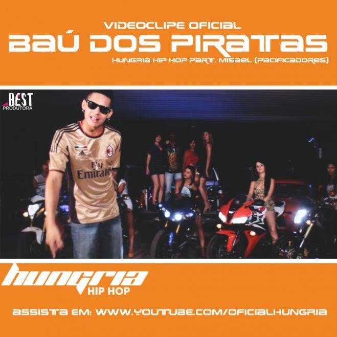 Hungria Hip Hop - Baú dos piratas