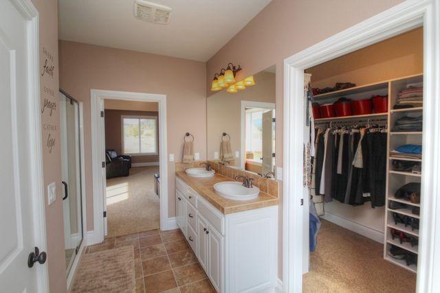 Master Bath With Walk In Closet - Google Search