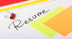 What is a job interview without a resume. The resume you bring with you represents all your accomplishments and where you've spent your time career wise. Put on your resume what experience you feel will make you a more competitive choice.