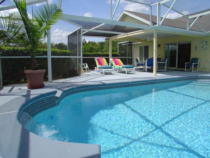 Holiday Villa In Davenport Florida