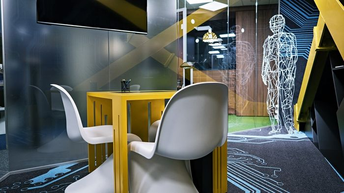 NTT Data Offices - Cluj-Napoca - Office Snapshots